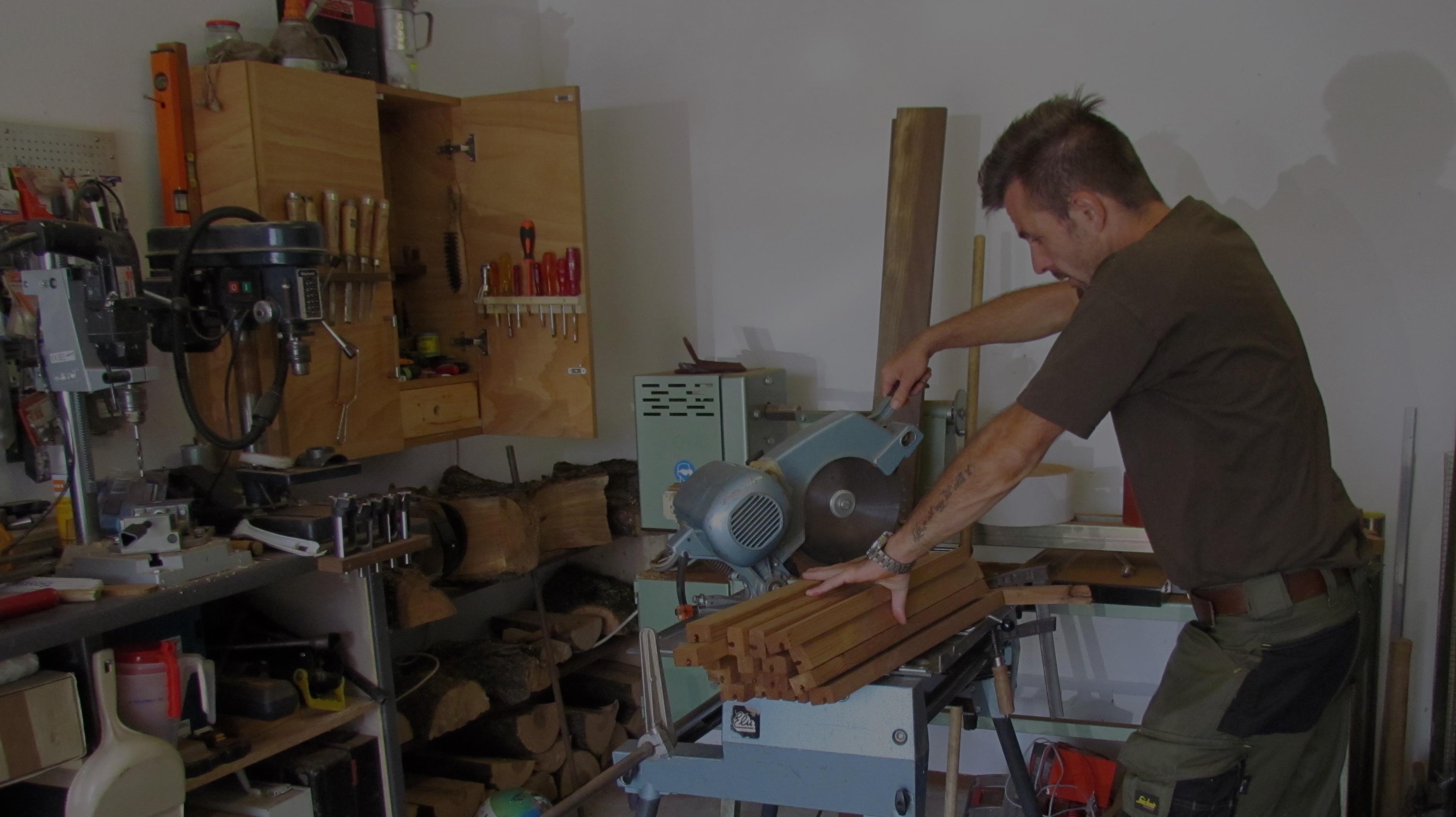 Holz, Terrasse, Augsburg