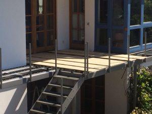 Balkon Accoya